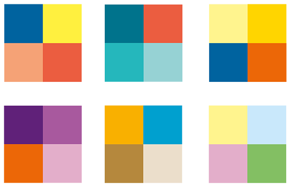 L univers coloriel c te d 39 azur france - L harmonie des couleurs ...