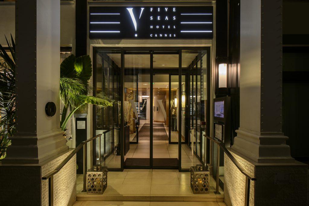 Five Seas Hotel - Cannes
