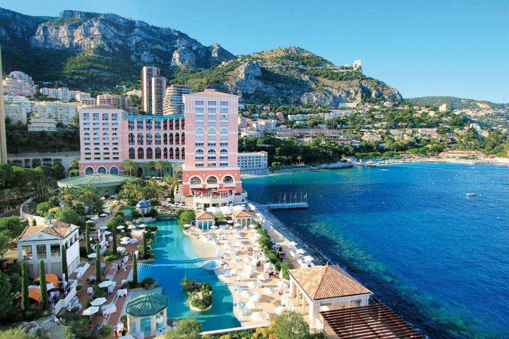 Monte-Carlo Bay Hotel & Resort spa Cinq Mondes - Monaco