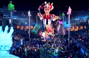 Mickael Mugnaini - Mister Riviera Blog - CRT Ambassadeur Cote dAzur France - Carnaval de Nice 2016