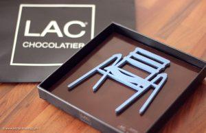 Mickael Mugnaini - Mister Riviera Blog - CRT Ambassadeur Cote dAzur France - La Chaise de SAB en chocolat par Pascal Lac Nice