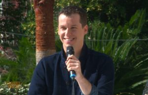 Mickael Mugnaini - Mister Riviera Blog - CRT Ambassadeur Cote dAzur France - La Grande Emission Azur TV 02