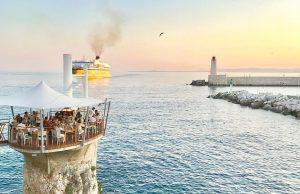 Restaurant Le Plongeoir - Port de Nice - Photo Mickael Mugnaini - Blog Mister Riviera - Ambassadeur Cote dAzur France